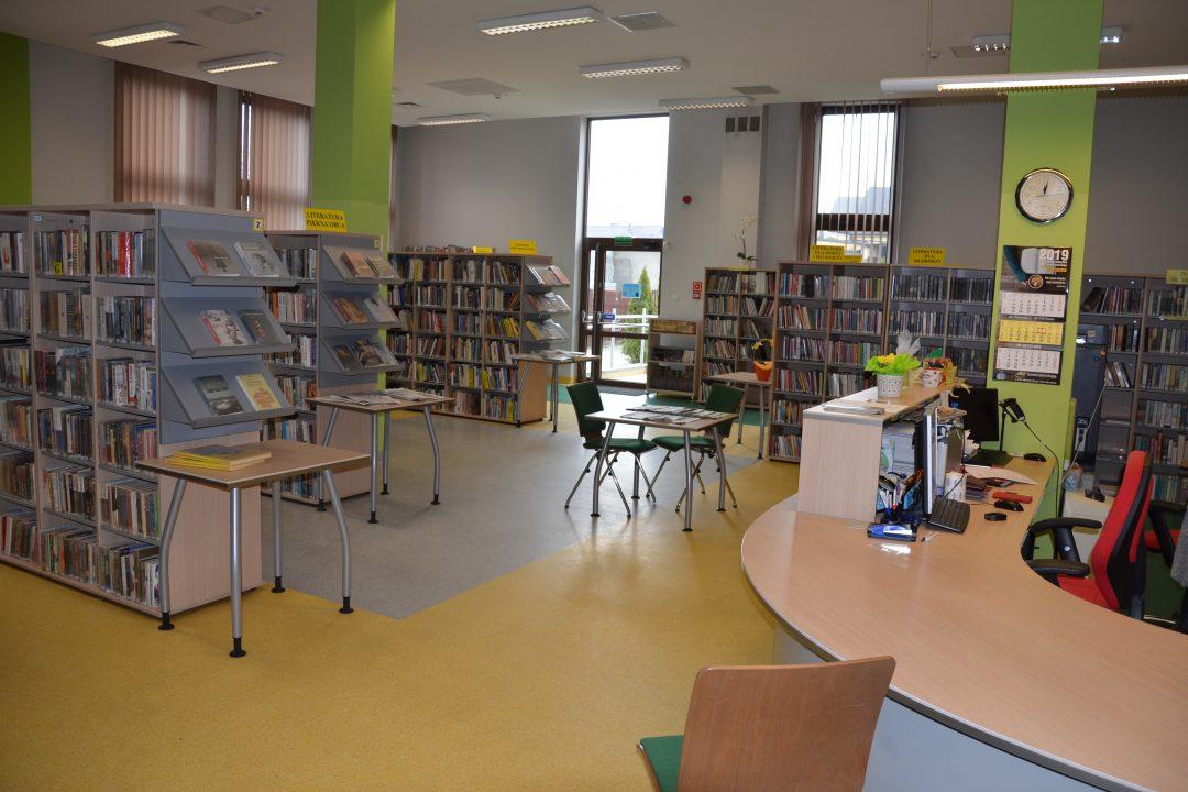Biblioteka w Pszczółkach