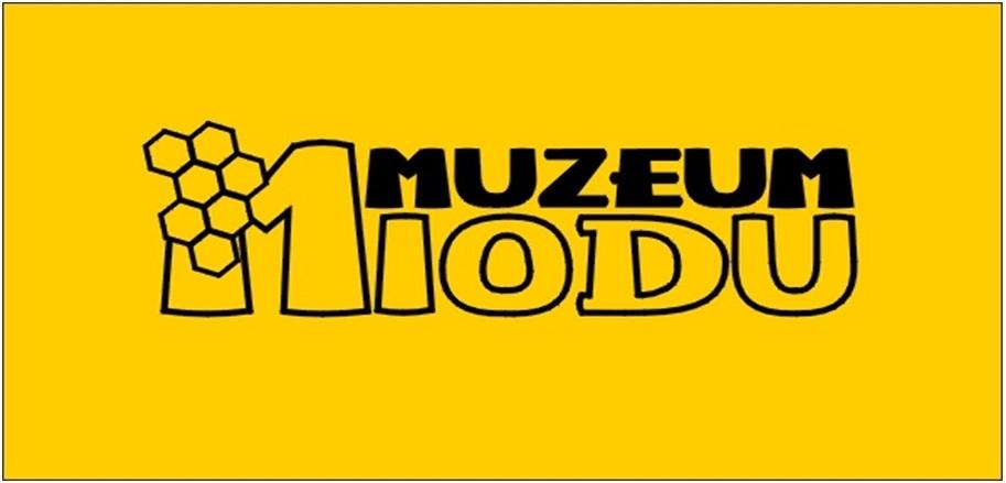 grafika logo muzeum miodu