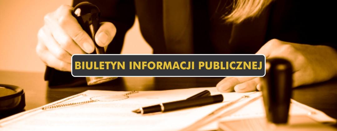 Biuletyn Informacji Publicznej Gminnej Biblioteki Publicznej w Pszczółkach