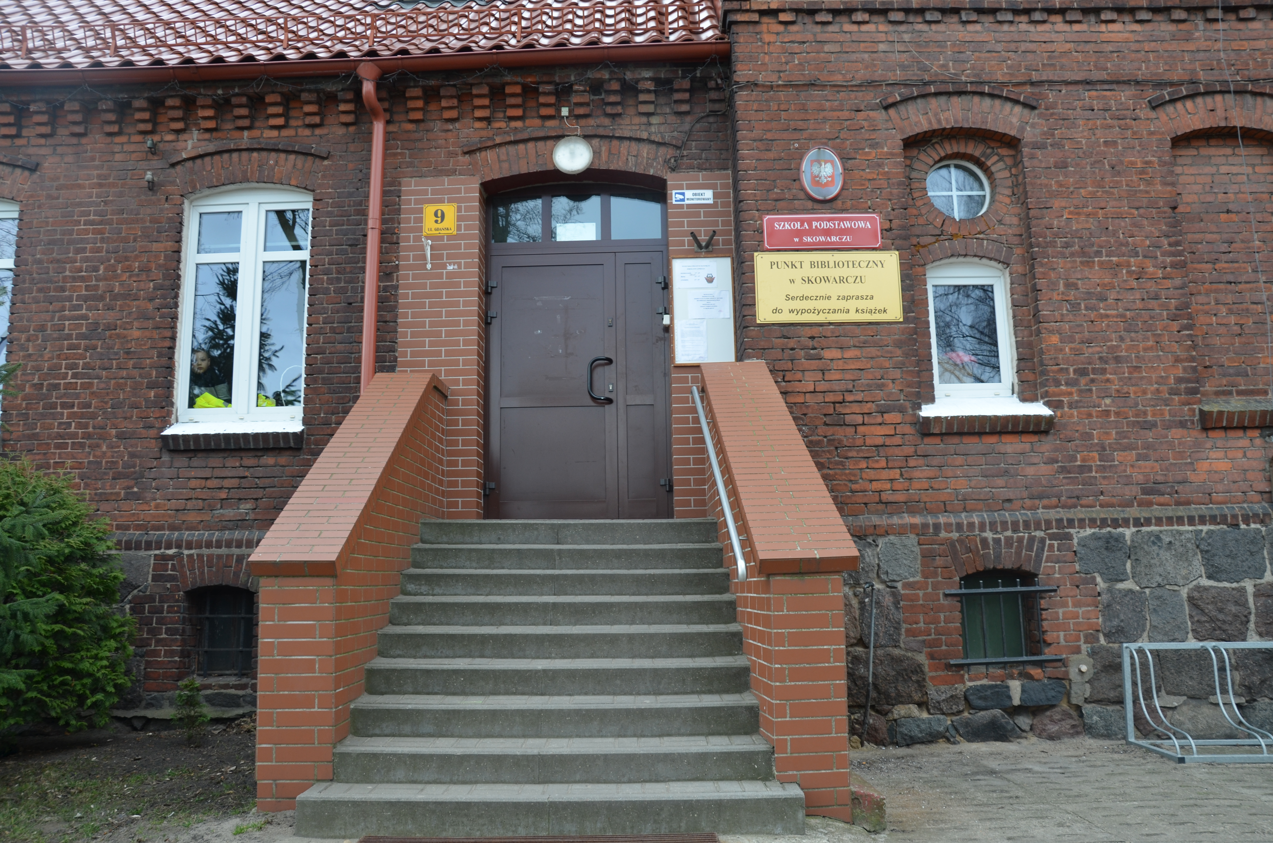 Punkt Biblioteczny w Skowarczu